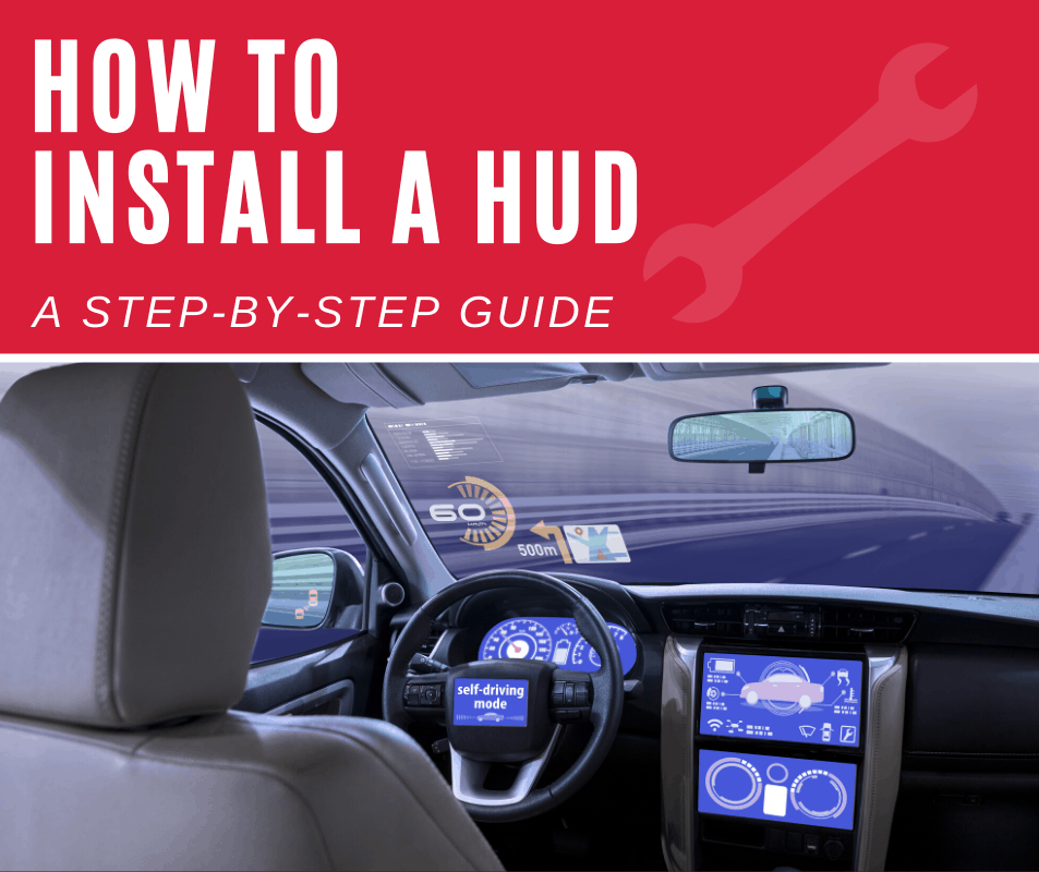 How to Install A HUD