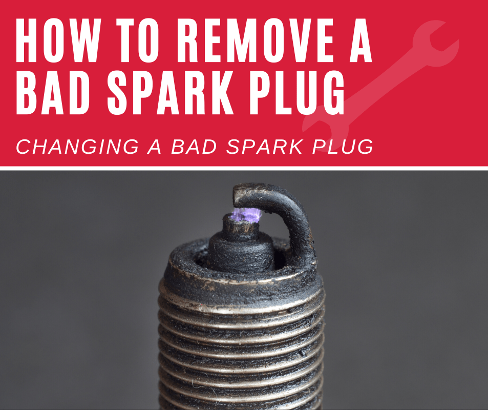How to Remove a Broken Spark Plug