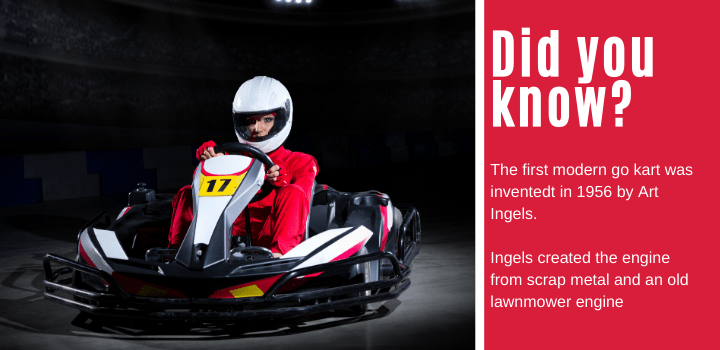 Did you know? Go Kart facts