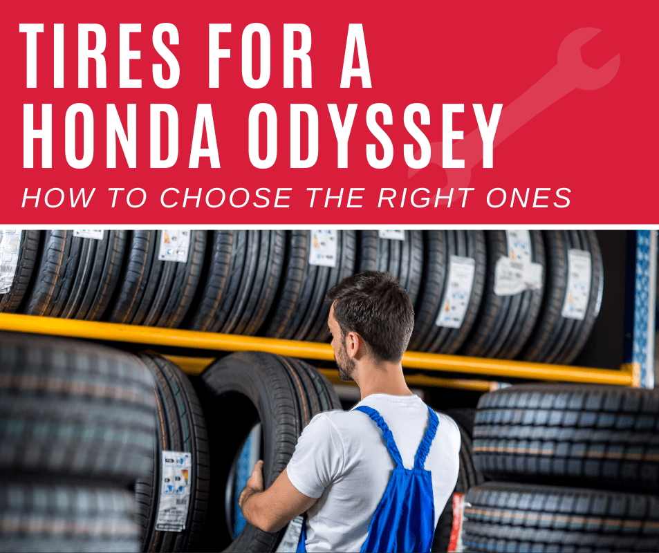 Best Tires for a Honda Odyssey
