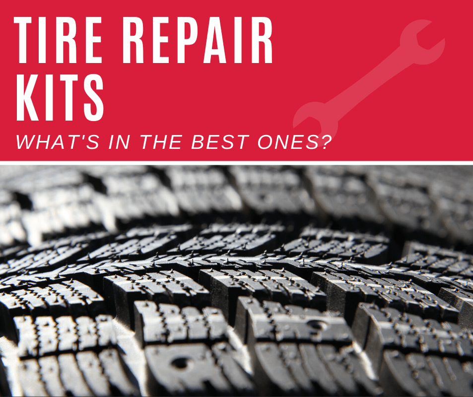 Top 5 Best Tire Repair Kits (2020 Review)