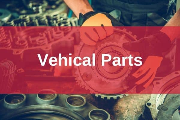 vehicle car parts