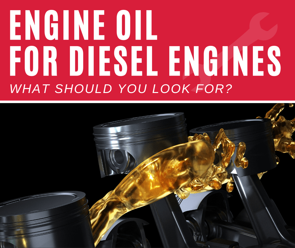Top 5 Best Oils For Diesel Engines (2020 Review)
