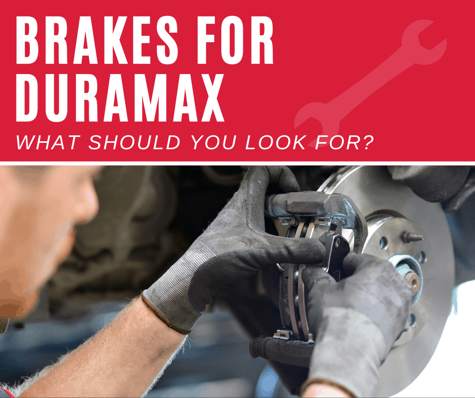 Top 5 Best Brakes For Duramax (2020 Review)