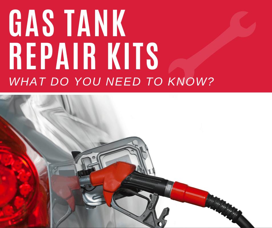 Top 5 Best Gas Tank Repair Kits (2020 Review)