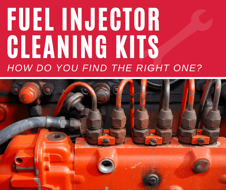 Top 5 Best Fuel Injector Cleaner Kits For Engines (2020 Review)