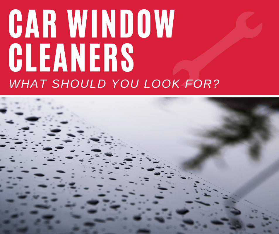 Top 5 Best Car Window Cleaners For Detailing (2020 Review)